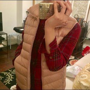 Uniqlo   Duck down pink vest